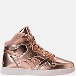 Girls' Little Kids' Reebok Street Stud Casual Shoes