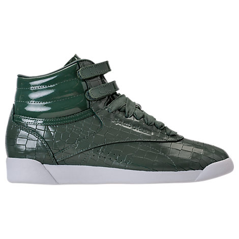 77401933db3 Reebok Women S Freestyle Hi Crackle Casual Shoes