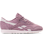 Infused Lilac/Pale Pink