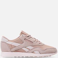 Women's Reebok Classic Nylon Slim Casual Shoes