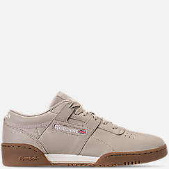 Men's Reebok Workout Clean Casual Shoes