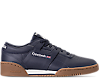 Collegiate Navy/Chalk/Gum