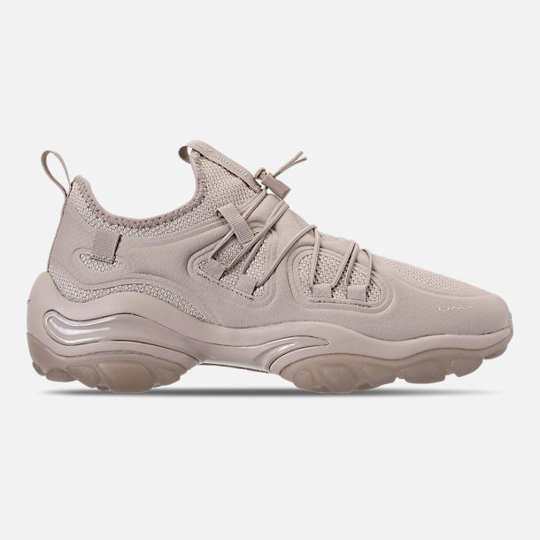 Right view of Men s Reebok DMX 2000 Low Casual Shoes in Parchment Chalk f609742a3