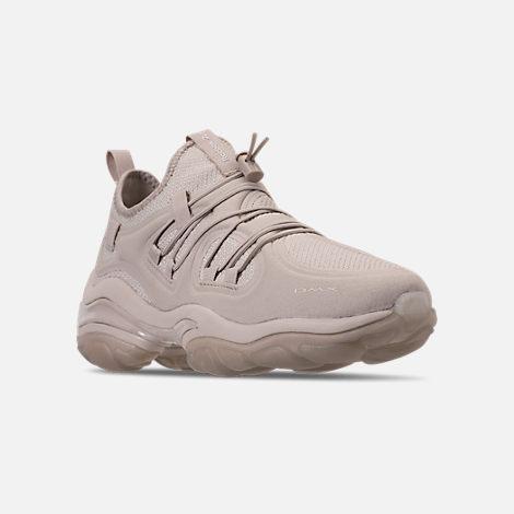 Three Quarter view of Men s Reebok DMX 2000 Low Casual Shoes in  Parchment Chalk 9a4bfa977