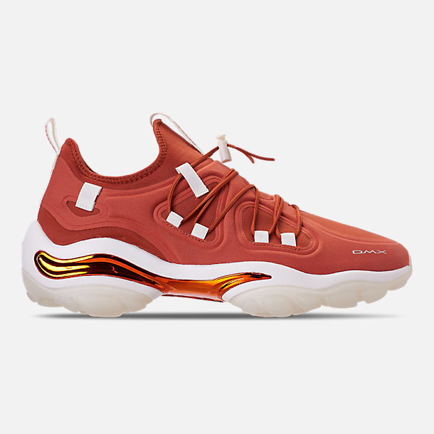 Right view of Men's Reebok DMX 2000 Low Casual Shoes in Mars Dust/Chalk White