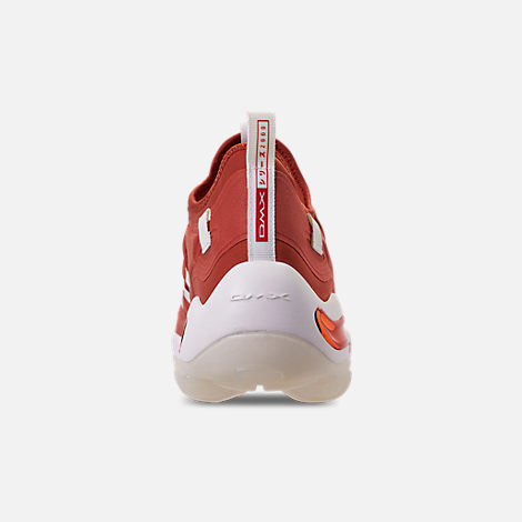 Back view of Men's Reebok DMX 2000 Low Casual Shoes in Mars Dust/Chalk White