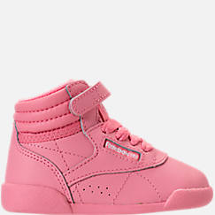 Girls' Toddler Reebok Freestyle Hi Casual Shoes