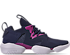 Navy/Fierce Fuchsia