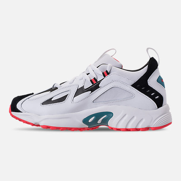 Left view of Men s Reebok DMX 1200 Low Casual Shoes b226934381