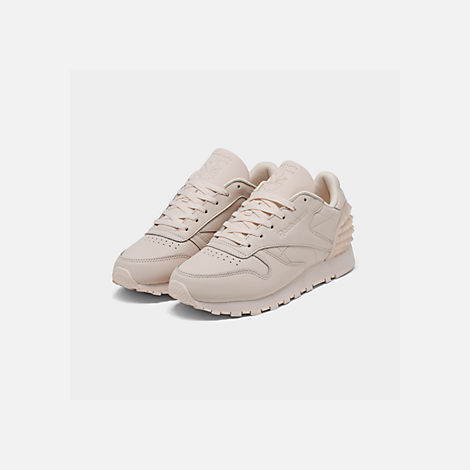 Women's Reebok Classic Leather Heel Clip Casual Shoes by Reebok