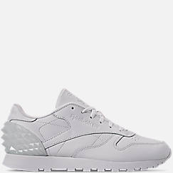 Women's Reebok Classic Leather Heel Clip Casual Shoes
