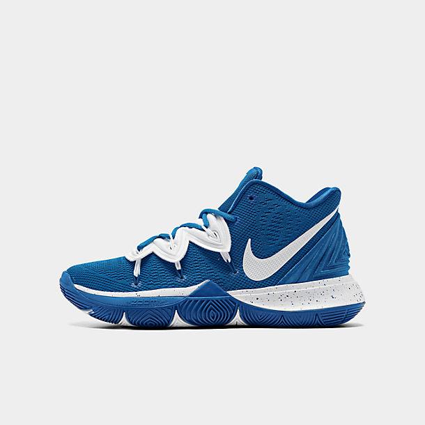 nike basketball shoes royal blue