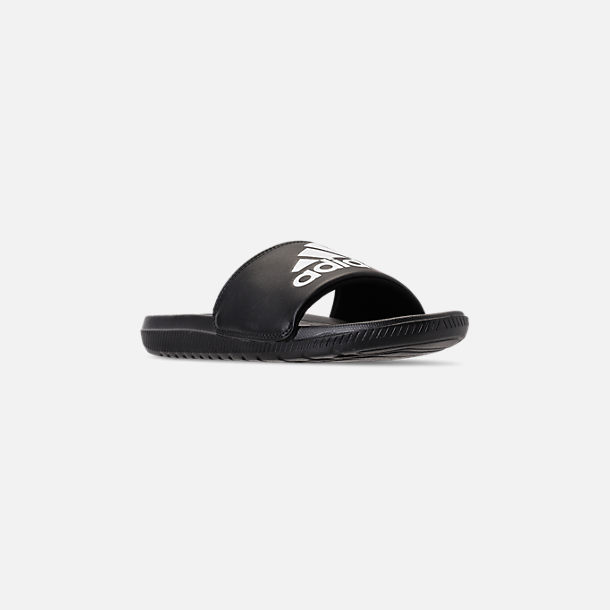 Three Quarter view of Men's adidas Voloomix Slide Sandals