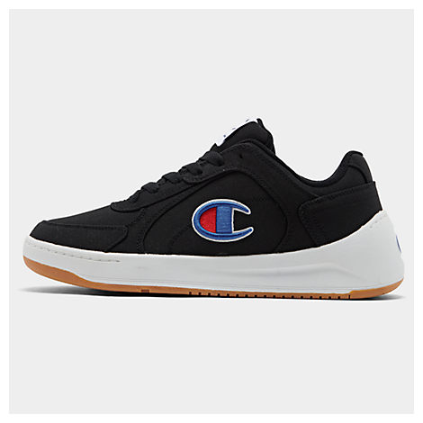 60e4e31d1 Champion Men s Super Court C Low Casual Sneakers From Finish Line In Black