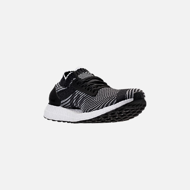 Three Quarter view of Women's adidas UltraBOOST X Running Shoes
