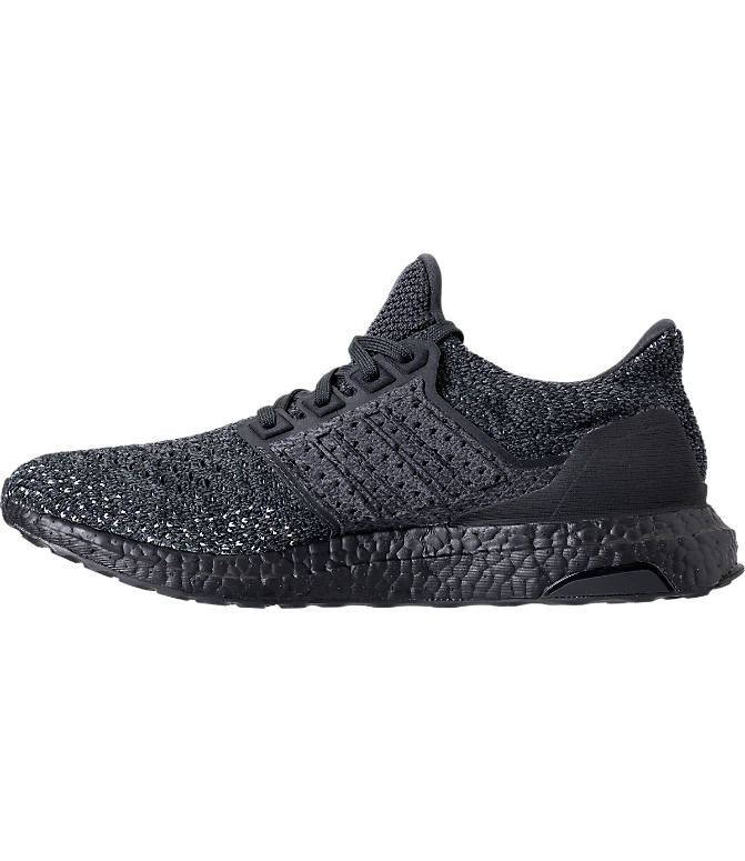 Product 4 view of Men's adidas UltraBOOST Clima Running Shoes in Carbon/Carbon