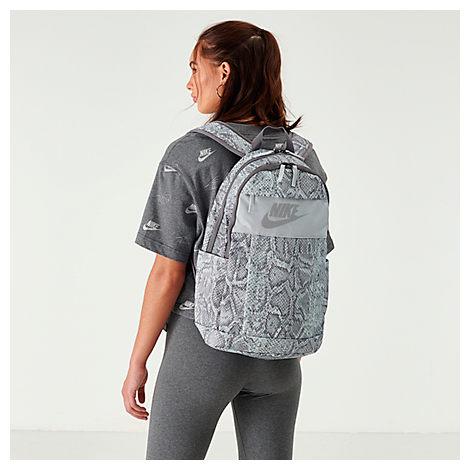 Nike Python Elemental 2.0 Backpack In Grey