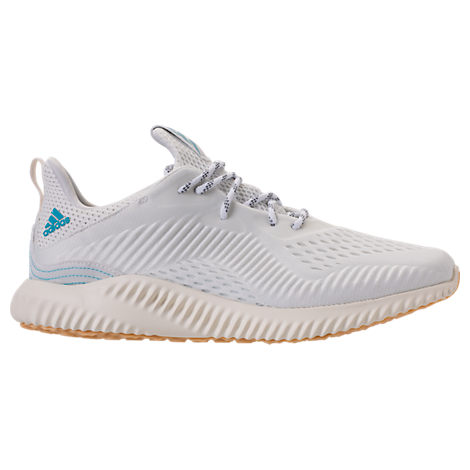 new concept db0bb ab8d1 Adidas Originals MenS Alphabounce X Parley Running Shoes, White