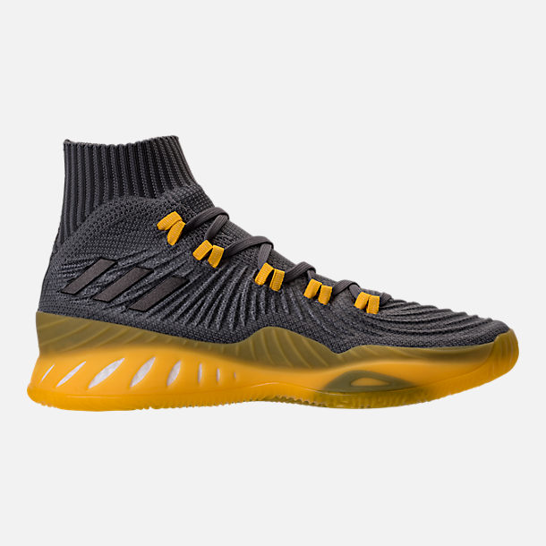 Right view of Men's adidas Crazy Explosive 2017 Primeknit Basketball Shoes