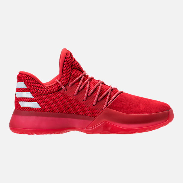 Right view of Men's adidas Harden Vol.1 Basketball Shoes