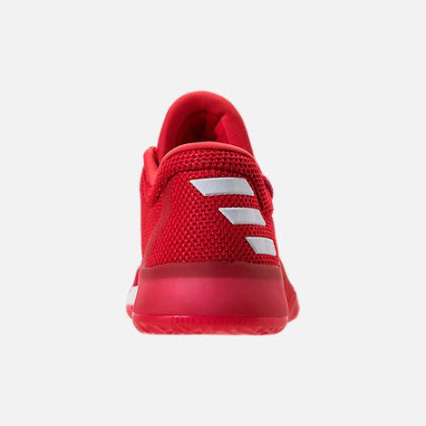Back view of Men's adidas Harden Vol.1 Basketball Shoes