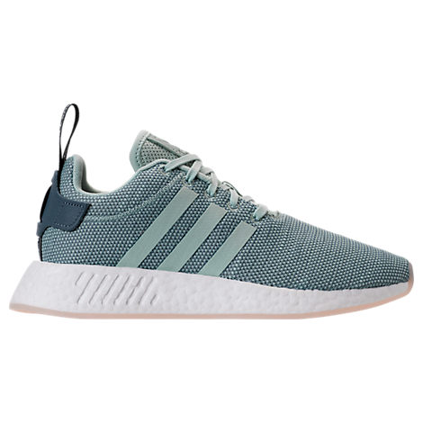 WOMEN'S NMD R2 CASUAL SHOES, BLUE