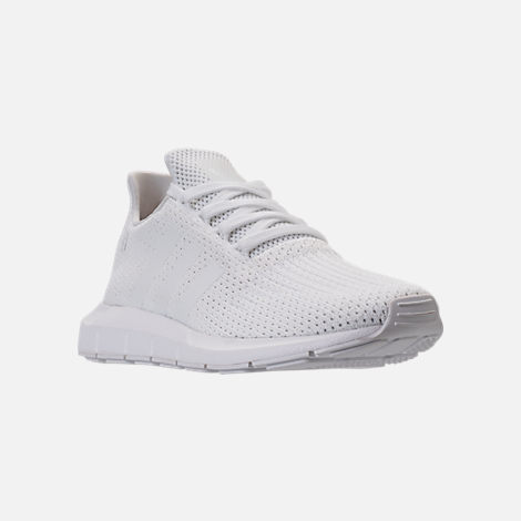best cheap 650dd 17250 ... purchase three quarter view of womens adidas swift run casual shoes in  white 62bc8 0dd05