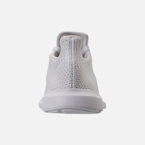 Back view of Women's adidas Swift Run Casual Shoes in White