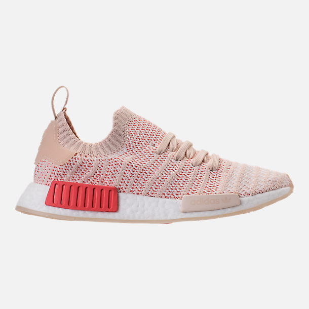 Right view of Women's adidas NMD R1 STLT Primeknit Casual Shoes