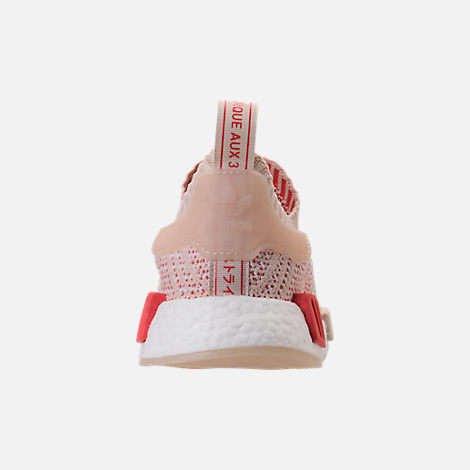 Back view of Women's adidas NMD R1 STLT Primeknit Casual Shoes