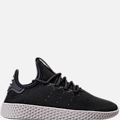 Boys' Big Kids' adidas Originals Pharrell Williams Tennis HU Casual Shoes