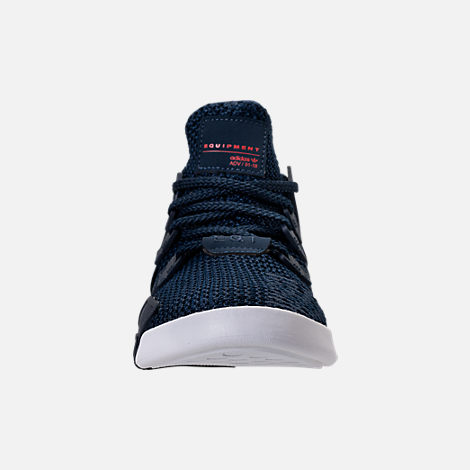 ... best Front view of Boys Preschool adidas EQT Basketball ADV Casual  Shoes in Collegiate Navy ...