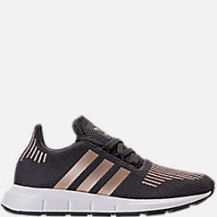Girls' Grade School adidas Swift Run Casual Shoes