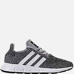 Boys' Grade School adidas Swift Run Casual Shoes