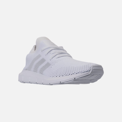adidas originals swift run primeknit trainers in white cq2892