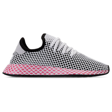 new concept 4b523 52a45 Adidas Originals Sneakers Adidas Deerupt Runner W Sneakers In Knit And Mesh  Stretch Net Effect In