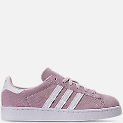 Girls' Preschool adidas Campus adicolor Casual Shoes
