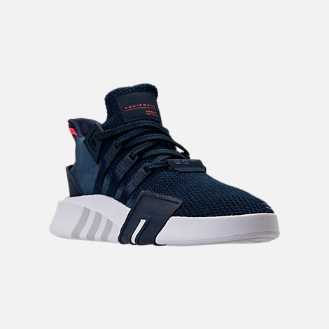 adidas Originals EQT Bball Knit OG Off-Court Navy/Footwear White/Red CQ2996 NVY