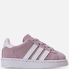 Girls' Toddler adidas Campus adicolor Casual Shoes