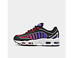 Black/White/Univ Red/Psychic Purple