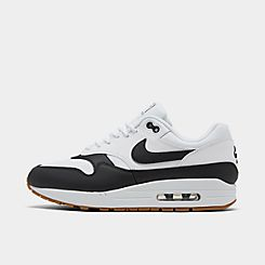 Details about NIKE AIR MAX 1 SZ 9.5 WHITE UNIVERSITY RED COOL GREY BRIGHT INFRARED AH8145 100