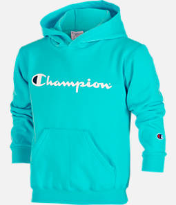 Kids' Champion Powerblend Fleece Hoodie