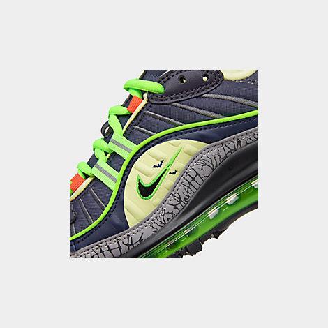 Boys' Big Kids' Nike Air Max 98 SE Casual Shoes