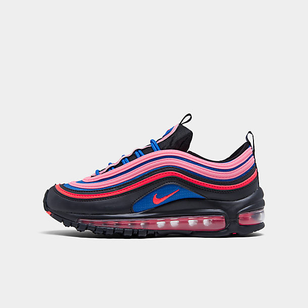 Girls' Big Kids' Nike Air Max 97 SE Casual Shoes