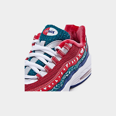 Little Kids' Nike Air Max 95 Ugly Sweater Casual Shoes