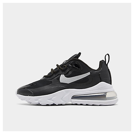 Nike Women's Air Max 270 React Casual Shoes In Black Size 11.0