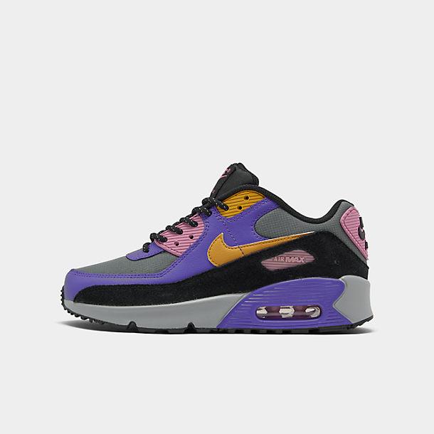 Big Kids' Nike Air Max 90 Hiking Casual Shoes