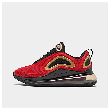 Nike Women's Air Max 720 Running Shoes In Red Size 11.0