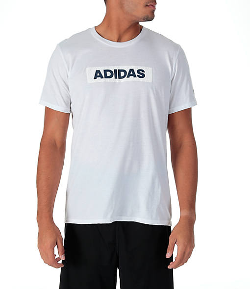 Men 39 S Adidas Lineage Boost T Shirt Finish Line