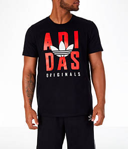 Men's adidas Originals OG Stacked T-Shirt